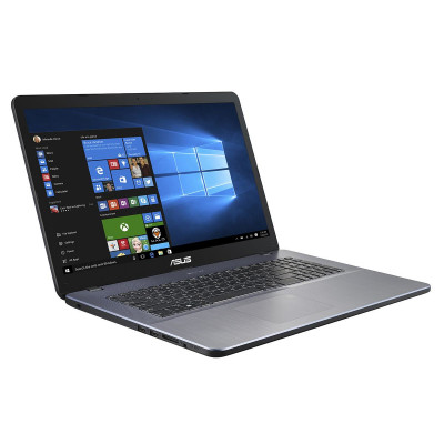 Asus 17.3''FHD A9-9425 4GB 256SSD R3 Win10